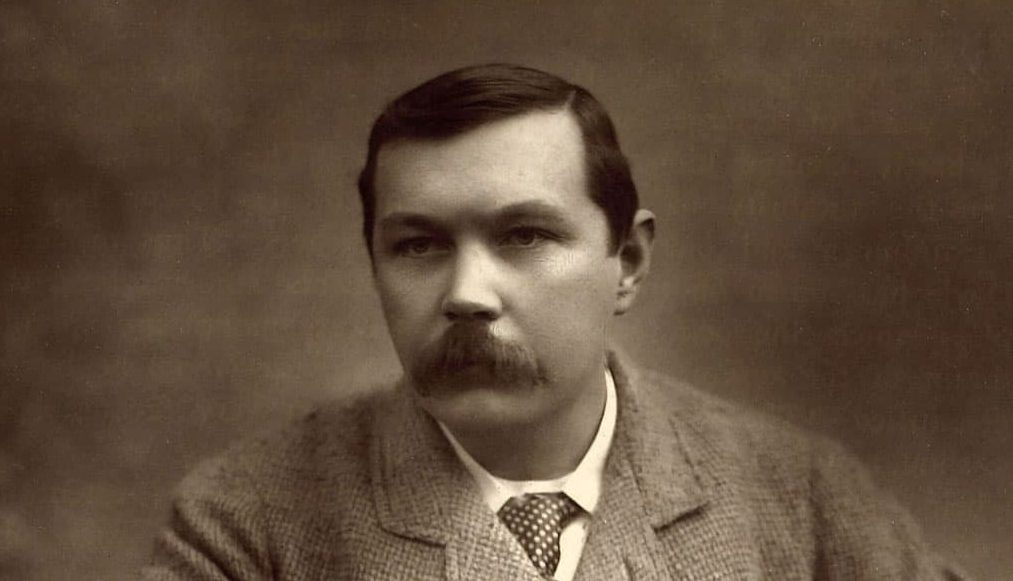 Sir Arthur Conan Doyle's Study – Histories of the Unexpected
